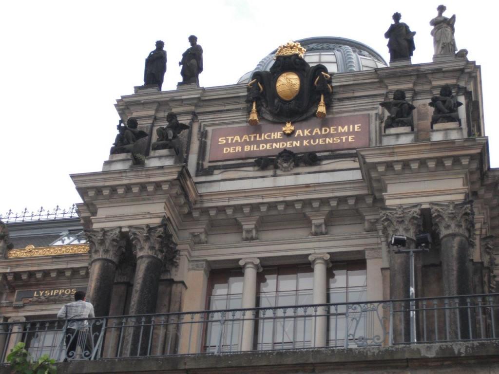 Albertinum: Staatliche Akademie der Bildenden Künste