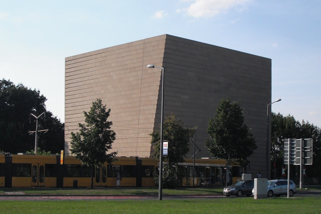 Neue Synagoge, Dresden