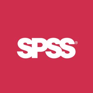 SPSS: Eine kleine Versionsgeschichte