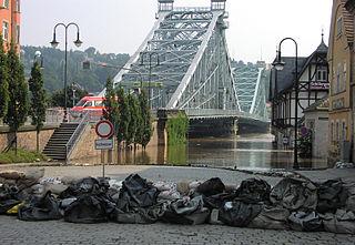 10 Jahre Elb-Hochwasser 2002