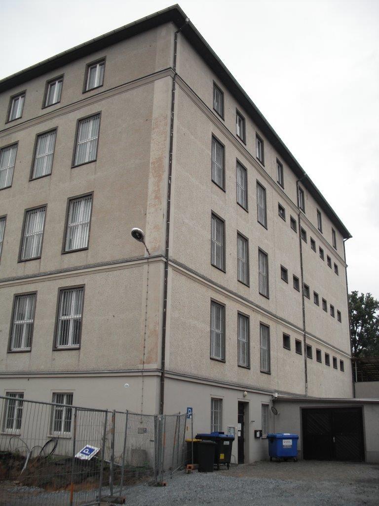 Gedenkstätte Bautzner Straße, Dresden