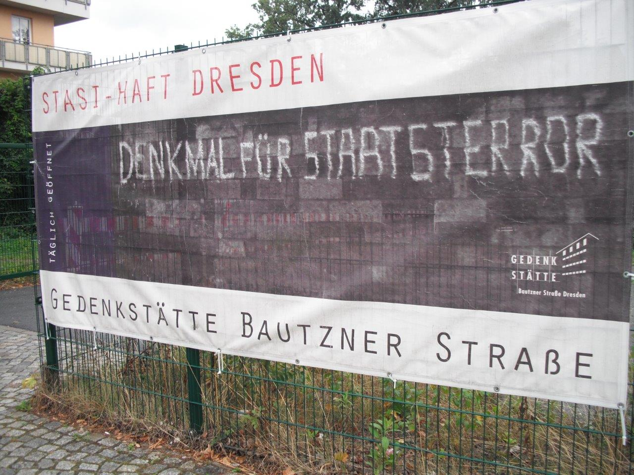 Gedenkstätte Bautzner Straße Dresden in Zahlen