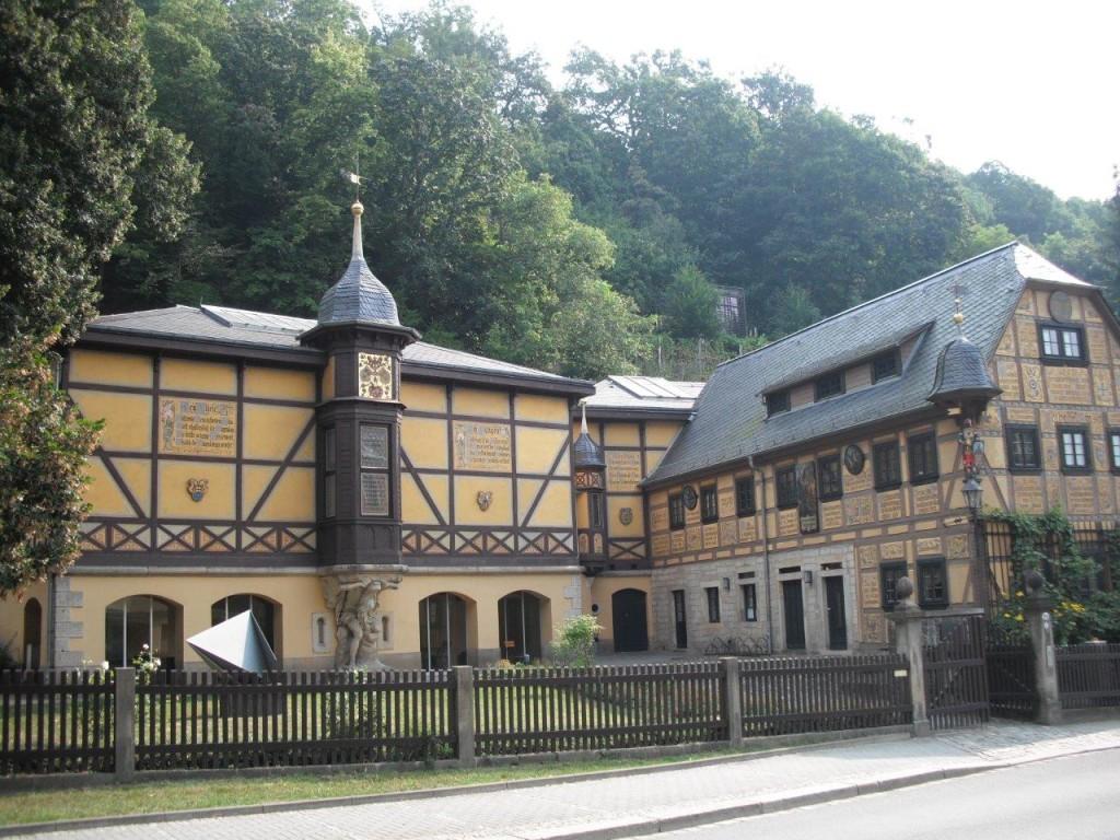 Leonhardi-Museum in Dresden