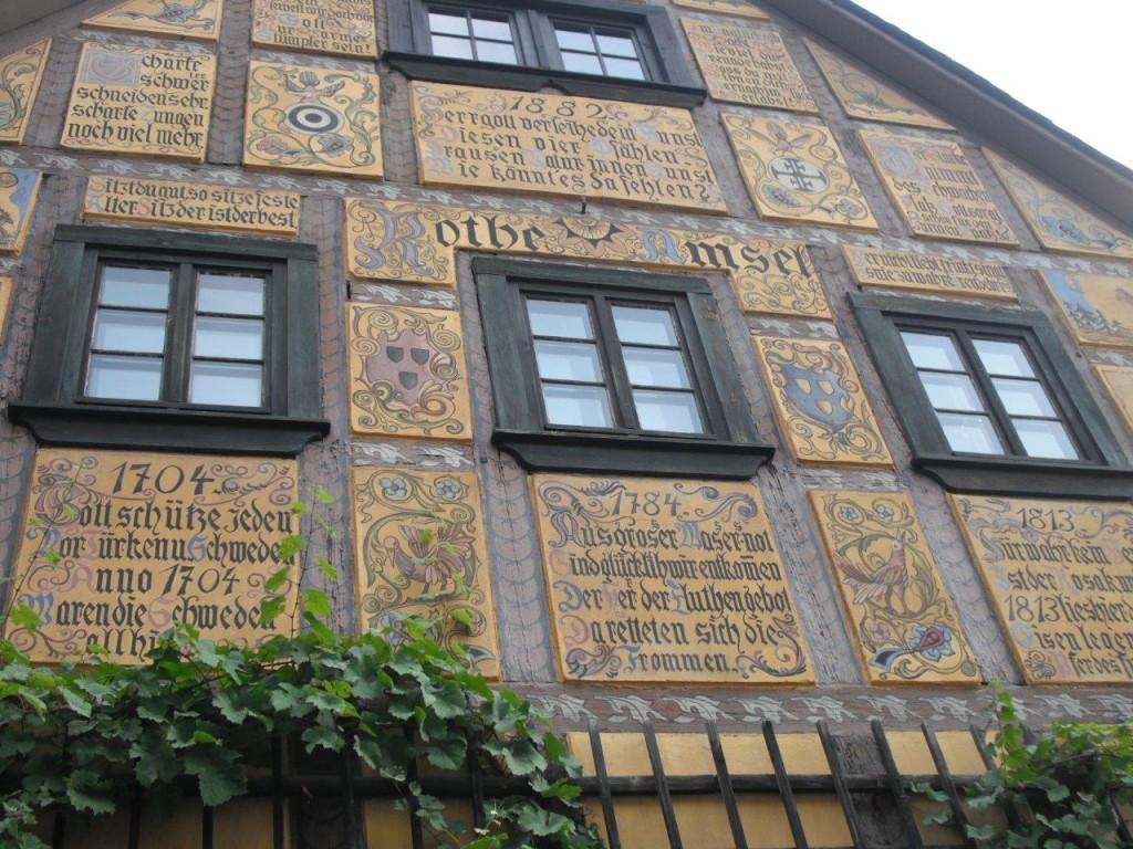 """Leonhardi-Museum: """"Rote Amsel"""""""