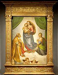 Sonderschau zur Sixtinischen Madonna mit über 200.000 Besuchern