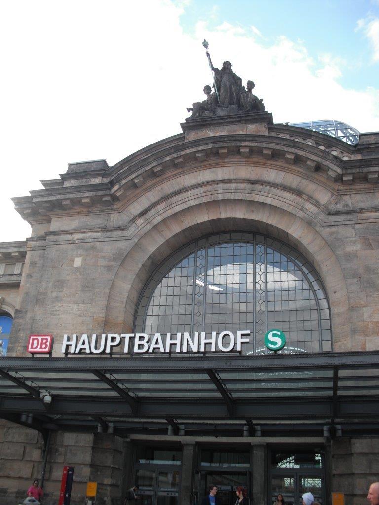 Geplante Investitionen in den Dresdner Hauptbahnhof