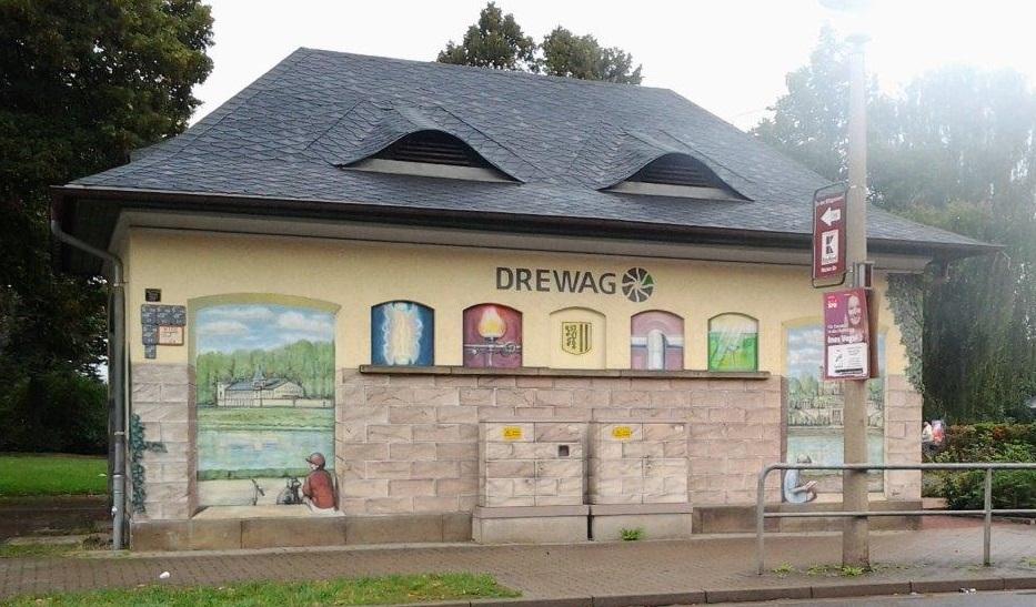 Ausbau des Dresdner Fernwärmenetzes