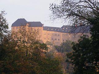 Festung Königstein in Zahlen
