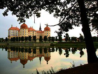 Schloss Moritzburg in Zahlen