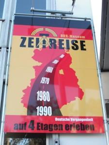 DDR-Museum Zeitreise 1949-1990: Deutsche Vergangenheit auf 4 Etagen erleben