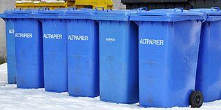 Dresden: Einnahmen mit Altpapier 2012