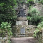 Wagnerdenkmal im Liebethaler Grund, Graupa