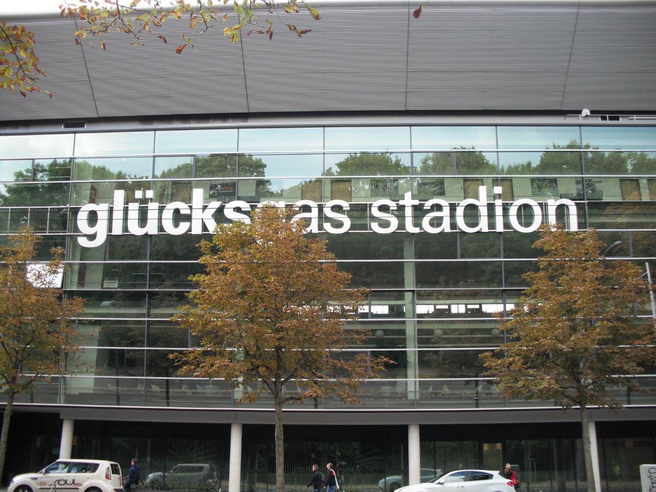 Zuschauerzahlen 2012 bei Dresdner Sportvereinen im Vergleich