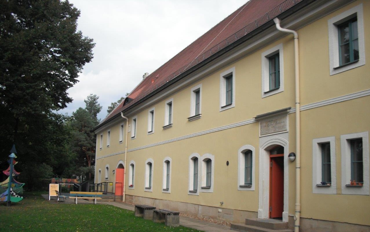 Heimat- und Palitzsch-Museum in Dresden-Prohlis
