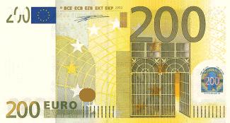 200-Euro-Schein