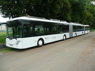 Rekord: Dresden bietet den längsten Bus der Welt