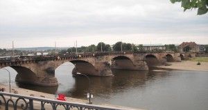 Augustusbrücke, Dresden