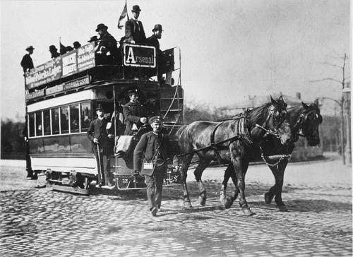 Jubiläum: 140 Jahre Straßenbahn in Dresden