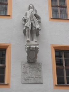Pöppelmann-Denkmal, Dresden