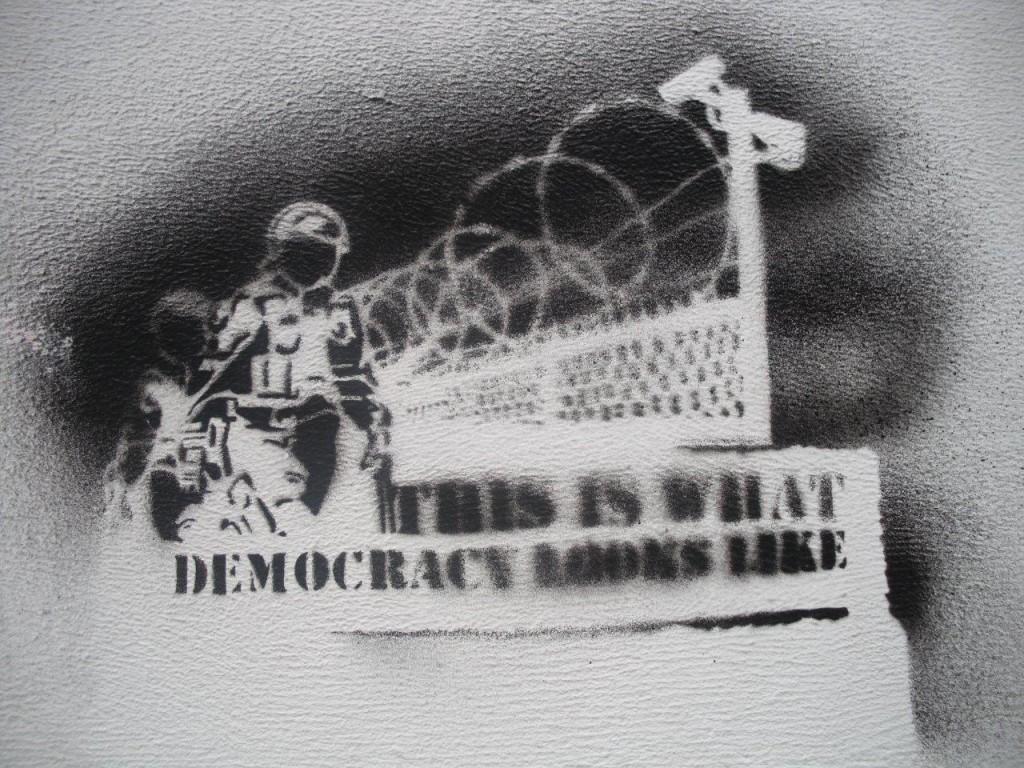 Neustadt: This is what Democracy looks like
