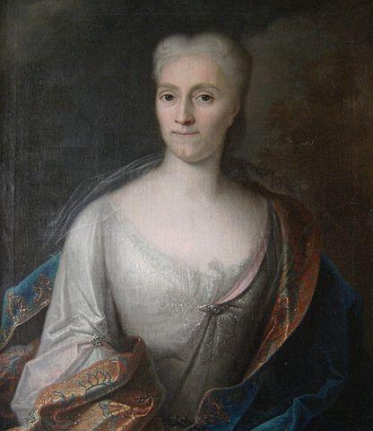 Gräfin Cosel, Portrait auf Burg Stolpen