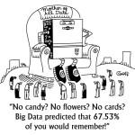 """Muttertag verpasst? Big Data-Cartoon: """"Mother of All Data"""""""