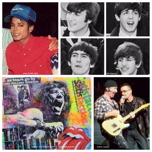 Chart-Geschichte: Erfolgreichste Alben der 1980er Jahre