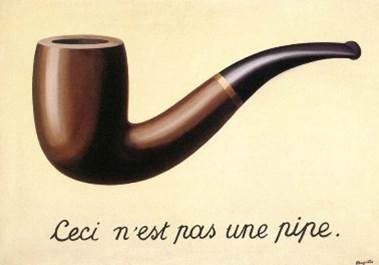 René Magritte: La Trahison des images