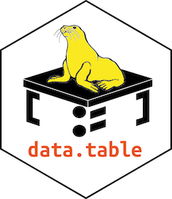 data.table Logo